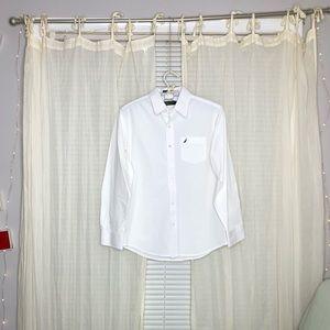 Nautica White Dress Shirt